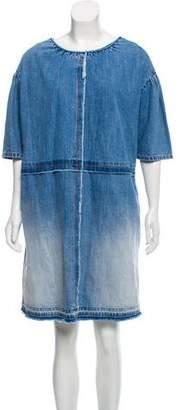 Marc Jacobs Oversize Denim Dress