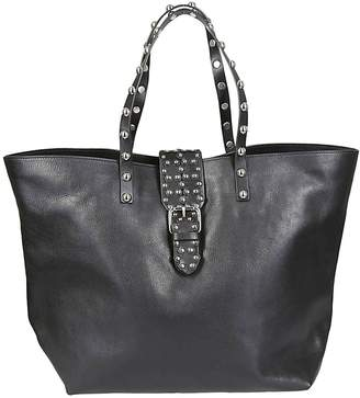 RED Valentino Studded Shopper Bag