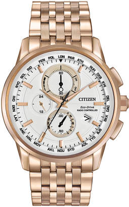Citizen 43mm Chronograph Bracelet Watch