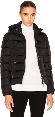 Moncler Oiron Giubbotto Jacket $1,375 thestylecure.com