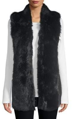 Weatherproof Faux Fur Vest