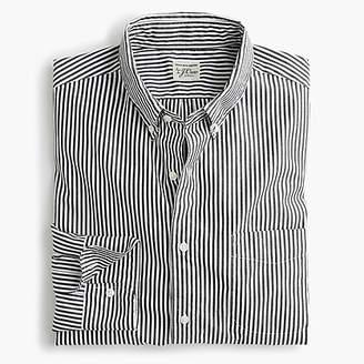 J.Crew Untucked stretch Secret Wash shirt in poplin