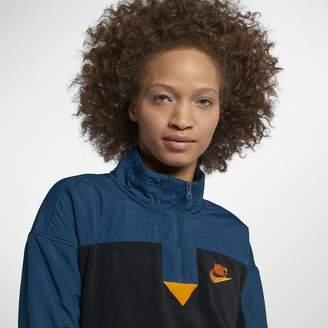 Nike Women's Half-Zip Top Sportswear