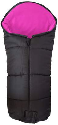 Quinny For Your Little One Deluxe Footmuff/Cosy Toes Compatible with Yezz Pushchair Pink