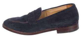 Alden Suede Dress Loafers