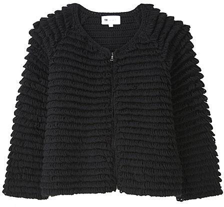 Vanessa Bruno Athé Llama Jacket