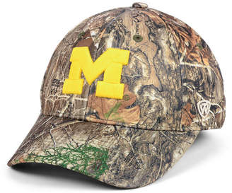 Top of the World Michigan Wolverines Berma Camo Flex Fitted Cap