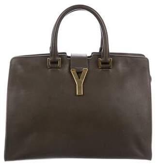 Saint Laurent Small Cabas Y Bag
