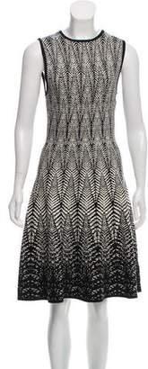 Ronny Kobo Sleeveless Knit Dress