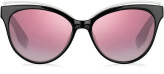 Marc Jacobs Eyewear cat-eye tinted sunglasses