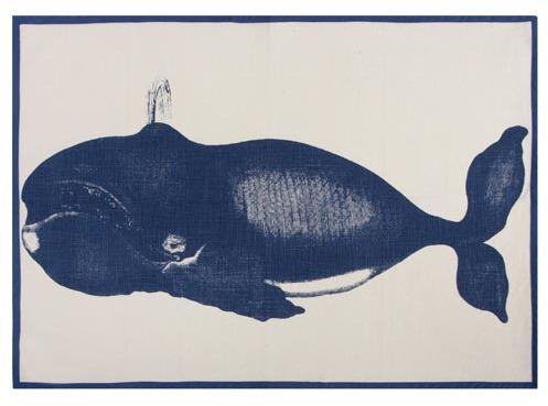 Thomas Paul Humphrey Tea Towel