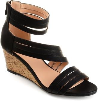Journee Collection Loki Women's Wedge Sandals