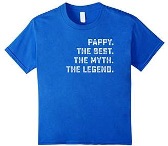 Family T-shirt Pappy The Best The Myth The Legend