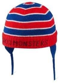 Gucci Kid's Stripe Wool Hat