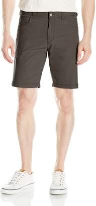 Woolrich Men's Nomad Midweight Canvas Modern Fit Short