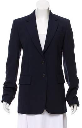 Calvin Klein Collection Structured Virgin Wool Blazer