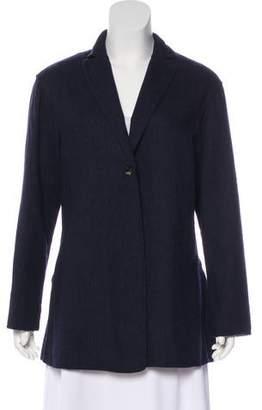 Rene Lezard Wool Short Coat