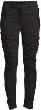 Robert Rodriguez Ruched Skinny Pants