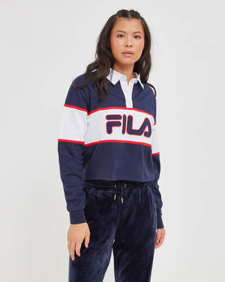 4e983fe043f Fila Long Sleeve Tops For Women - ShopStyle Australia
