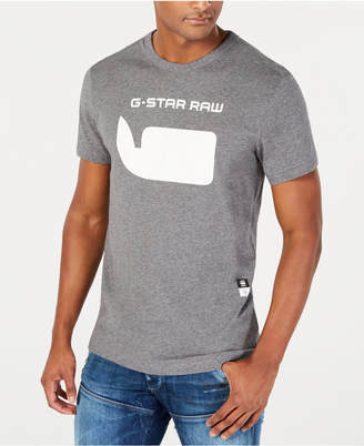 G Star Men's Whale Logo T-Shirt, Created for Macy's