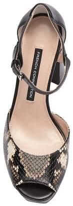 French Connection Dita Heeled Sandal