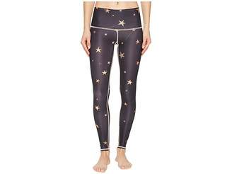 teeki Great Star Nation Black Hot Pants