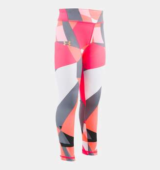 Under Armour Girls' Pre-School UA Shatter Zoom Leggings