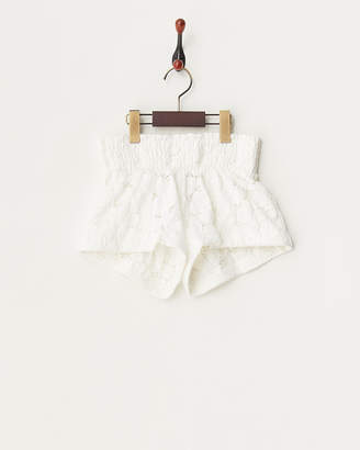 Heloyse Swimwear And More ホワイト KIDSレースパンツ│GIRL