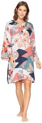 Natori N by Floral Jardin Sleepshirt Women's Pajama