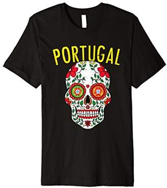Premium Portugal World Team Shirt 2018 Portuguese Cup Jersey
