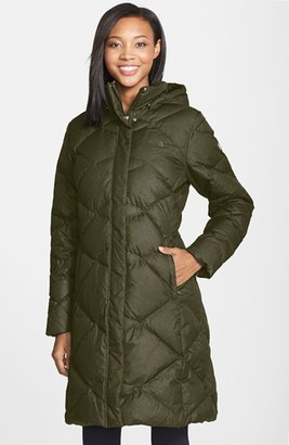 Women's The North Face 'Miss Metro' Hooded Parka $320 thestylecure.com