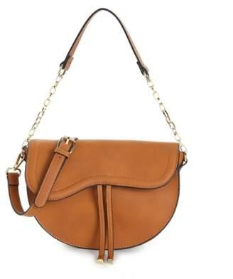 Steve Madden Saddle Back Crossbody Bag