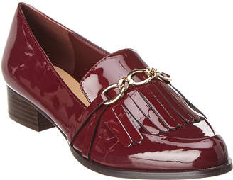 Tahari Langley Patent Loafer
