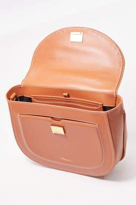 3.1 Phillip Lim Hudson Top-Handle Saddle Bag