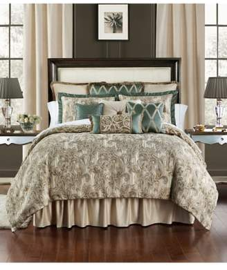 Waterford Anora Comforter, Sham & Bed Skirt Set