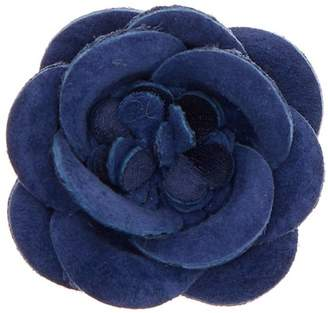 hook + ALBERT Buttercup Suede Lapel Flower