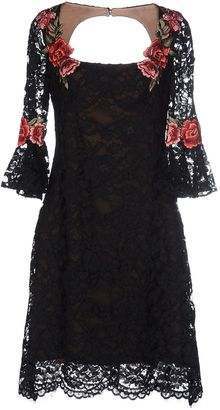 NOTTE BY MARCHESA Short dresses $890 thestylecure.com