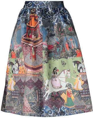 Alice + Olivia 3/4 length skirts - Item 35392164XX