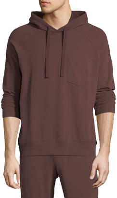 ATM Anthony Thomas Melillo Men's Brushed Fleece Pullover Hoodie