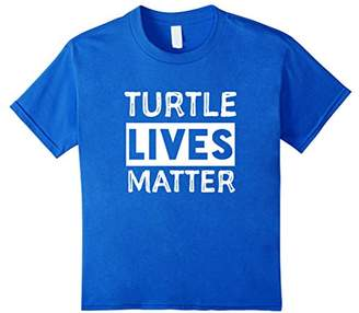 Turtle Lives Matter Turtle Accessory T Shirt