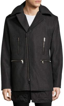 Diesel Black Gold Janos Caban Coat