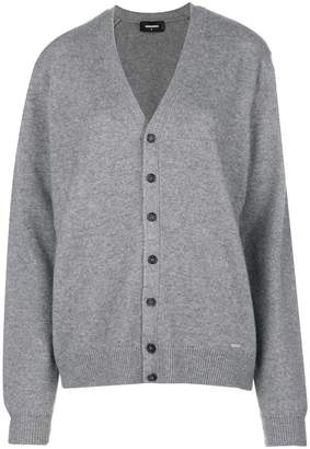 DSQUARED2 knit cardigan
