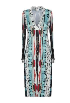 Maliparmi M.U.S.T. Knee-length dress