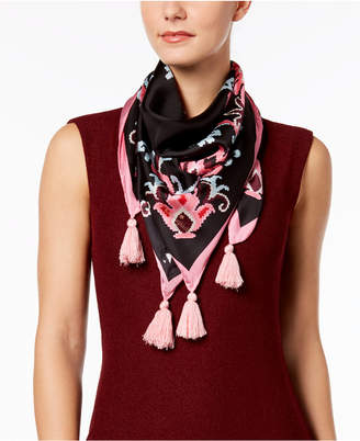 Kate Spade Tapestry Silk Square Scarf