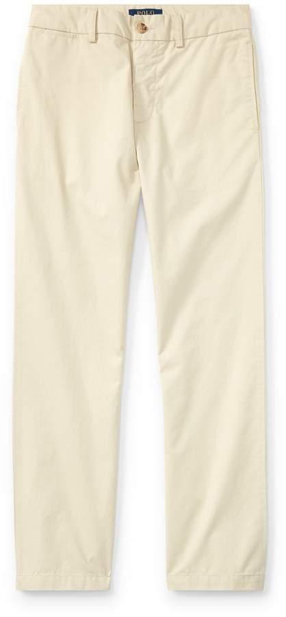 Slim Fit Cotton Chino