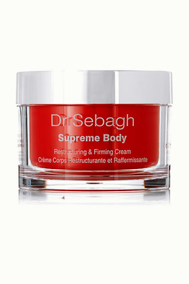 Dr Sebagh Supreme Body Restructuring & Firming Cream, 200ml - Colorless