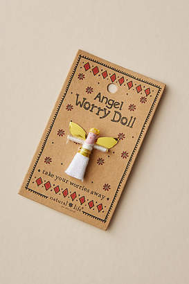 Natural Life Worry Doll
