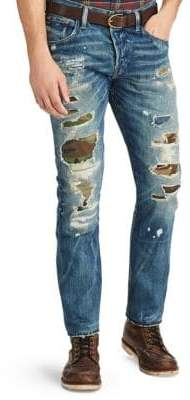 Ralph Lauren Slim Straight Jeans