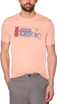 Original Penguin DON'T GET IT TWISTED TEE