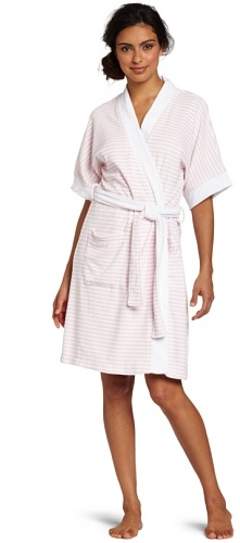 Carole Hochman Women's Baby Terry Short Robe